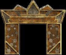 Point Prometheus entrance