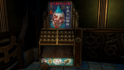 B2 Single CircusValue