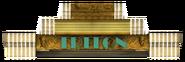 Triton Cinema Sign