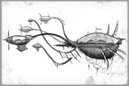 ClashintheCloud Zeppelin Concept