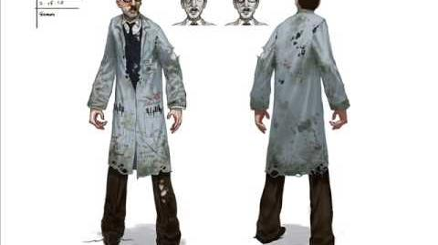 BioShock 2 Splicer Dialogue - Buttons (1 of 2)