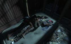 Mariska Lutz's Corpse