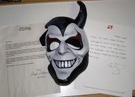 Jester mask