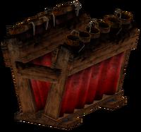 Fireworks Launcher render