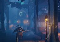 Pre-Launch Shantytown 1