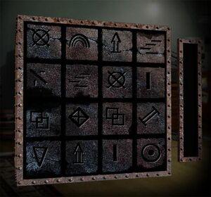 Vault puzzle L2