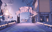 BioShock Infinite - Soldier's Field - Main Street Entrance f0816