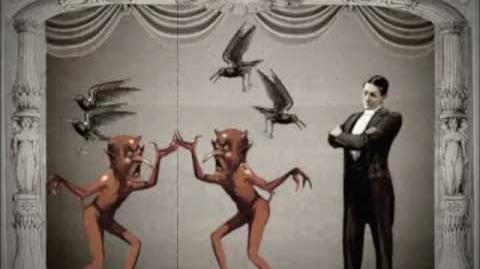 BioShock Infinite Murder of Crows