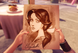 BioShock Infinite Portrait