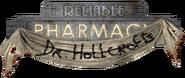 Dr Hollcrofts Pharmacy Sign