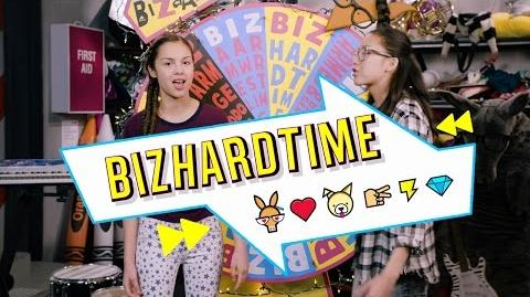 BizHard Time Bizaardvark Disney Channel