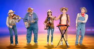 Love4Haters; Country & Western Backup Band
