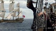 Hornigold's ship Walrus
