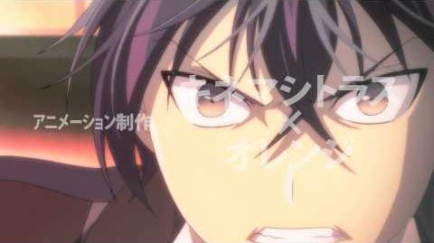 TVアニメ「ブラック・ブレット」PV第2弾