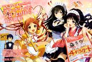 Black Bullet Anime 3rd Promotional Poster