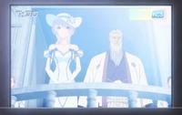 Kikunojyo and Seitenshi appear on TV