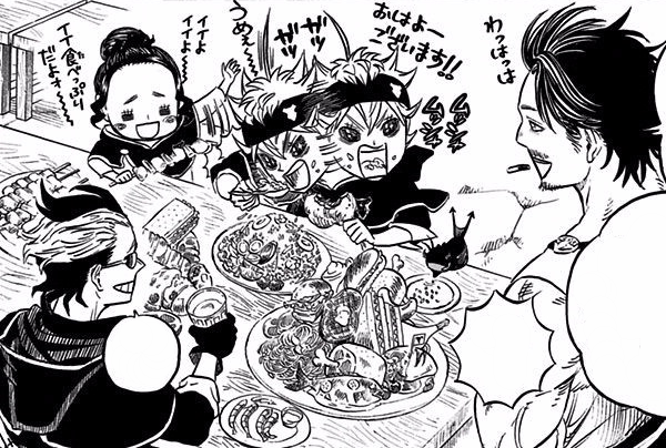 File:A feast after conquering the dungeon.png