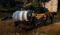 Vehicle strong wagon full