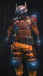 Class of 2014 Armor