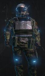 Green Plankton Armor