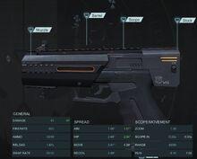 Light Pistol V2 Z900 Mod