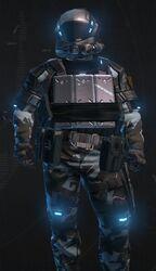 Ocean Fury - Armor