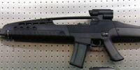 Heckler & Koch XM8 Sharpshooter Rifle