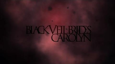 Black Veil Brides - Carolyn (Lyric)