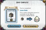 Quest Loose Ends-Rewards