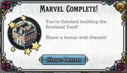 Scotland Yard upgrade to 1