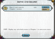 Quest Chapter 1 Star Challange-Tasks