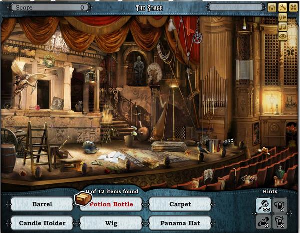 Scene The Stage-Screenshot