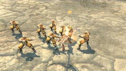 Blade & Soul - Destroyer Skills - English Sub HD
