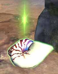 Sidequest jadestone finding shell samples pic001
