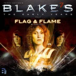 Flag and Flame