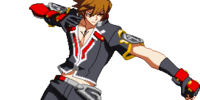 Naoto Kurogane/Move List