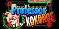 Help Me, Professor Kokonoe!