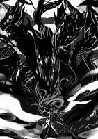 BlazBlue Phase Shift 2 (Black and white illustration, 5)