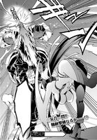 BlazBlue Variable Heart (Chapter 9, page 25, Frame 1)