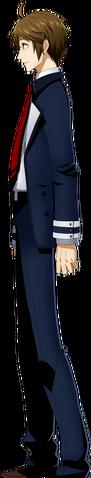 File:Tōya Kagari (Character Artwork, 5, Type E).png