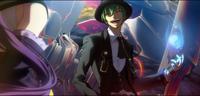Hazama (Centralfiction, arcade mode illustration, 3, type B)