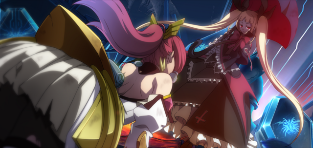 File:Rachel Alucard (Chronophantasma, Arcade Mode Illustration, 1).png