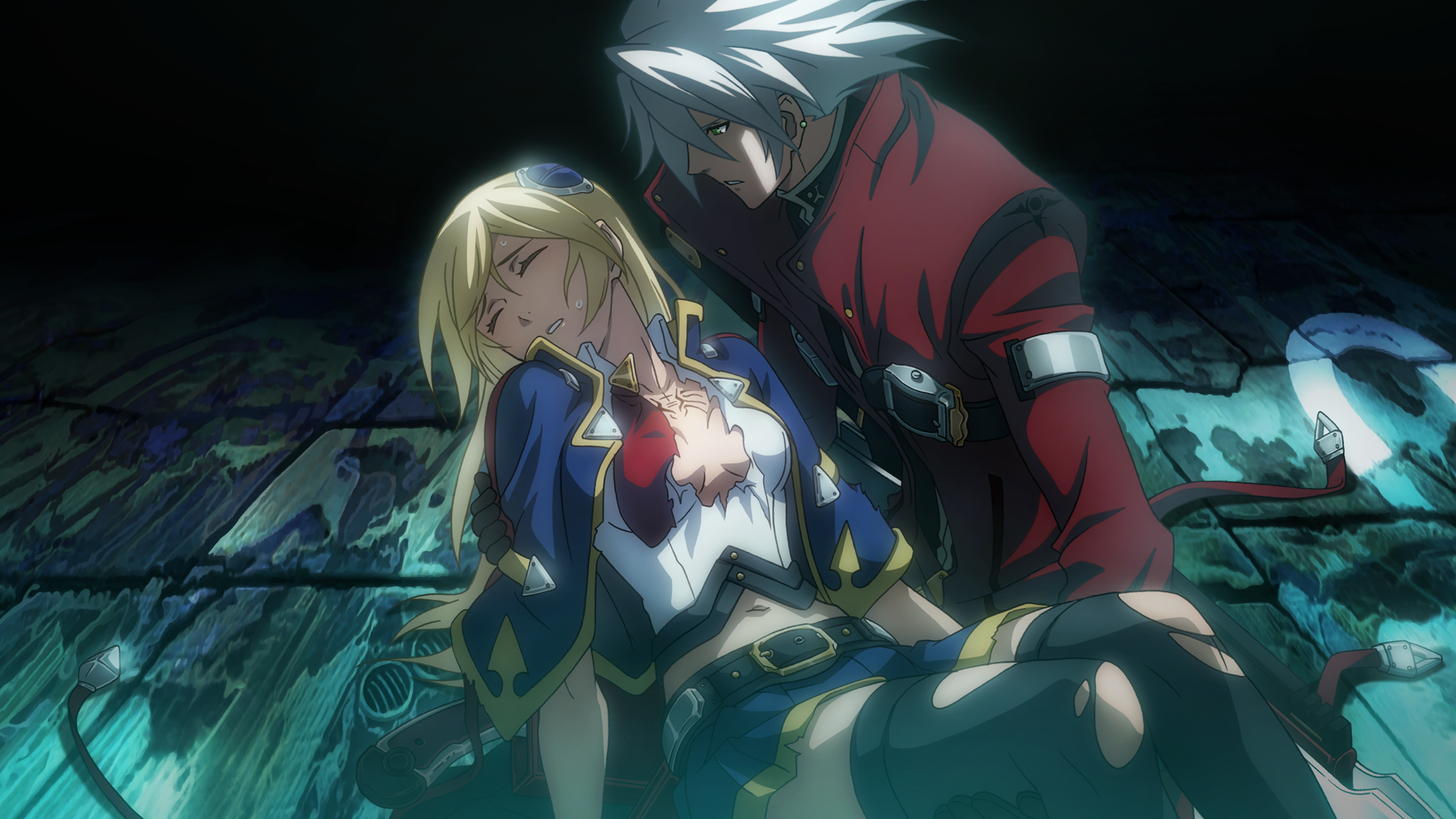 BlazBlue: Calamity Trigger 1 / Characters - TV Tropes