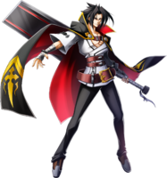 Kagura Mutsuki (Chronophantasma, Character Select Artwork)