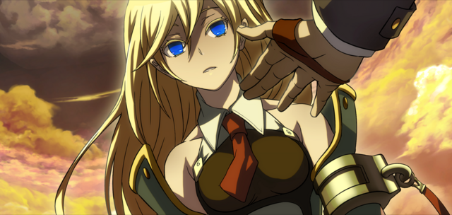File:Jin Kisaragi (Continuum Shift, Arcade Mode Illustration, 2).png