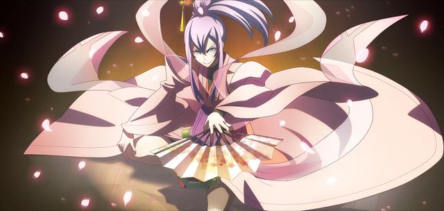 File:Amane Nishiki (Chronophantasma, Arcade Mode Illustration, 3).png