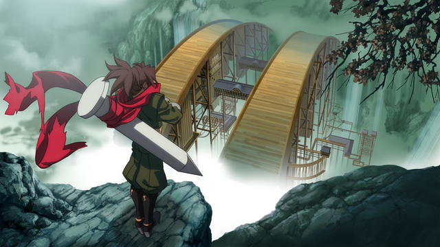 File:Bang Shishigami (Calamity Trigger, Story Mode Illustration, 6).png