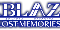 XBlaze – Lost: Memories