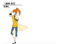 Yuki Himezuru (Concept Artwork, 4)
