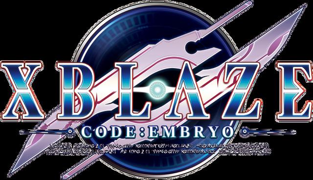File:XBlaze Code Embryo (Logo).png